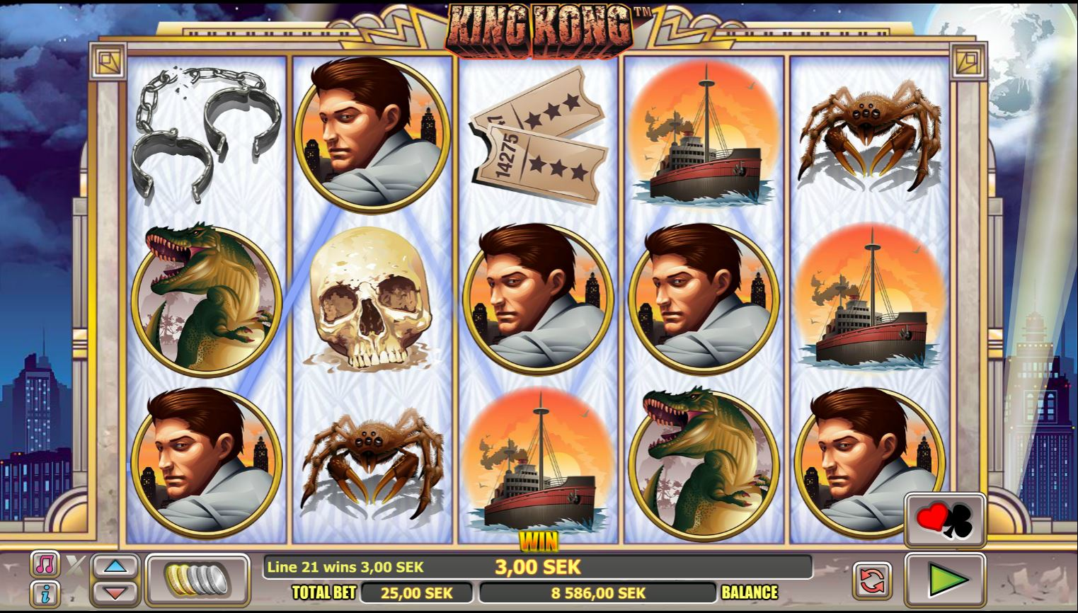 Slot king gratis