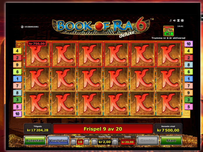 book of ra casino no deposit